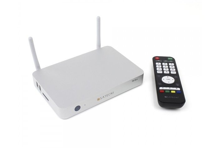 Satechi Smart TV Box