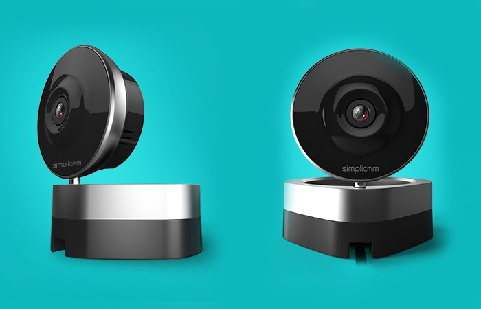 Simplicam WiFi Camera Lets You Monitor Your Home Remotely