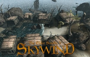 New Skywind Savagery Trailer For Morrowind/Skyrim Mod Released (video)