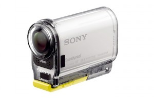 Sony HDR-AS100V Action Camera Offers HD XAVC S Recording