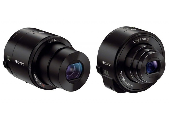 Sony QX10 And QX100 Camera Lenses Upgraded With 1080p Video And Higher ISO