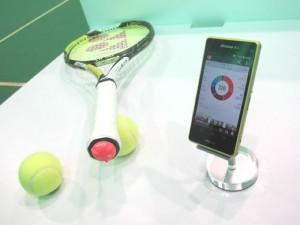 Sony Smart Tennis Sensor Prototype And Smartphone Companion App Unveiled
