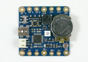 SquareWear 2.0 Wearable Open Source Arduino Board Launches (viedo)