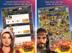 Throne Wars Comes to Windows Phone