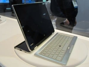 Toshiba 5-in-1 PC Concept Unveiled At CES 2014