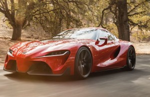 Toyota FT-1 Concept Unveiled (Video)