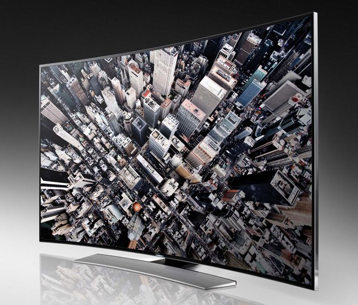 Samsung 105 Inch Curved Ultra Hd 4k Tv Launching In 2014