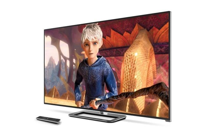 Vizio Ultra HD 4K TV