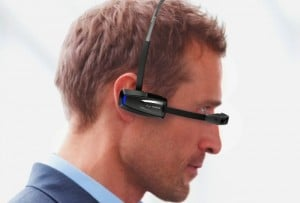Nuance Voice Recognition Added To Vuzix M100 Smart Glasses