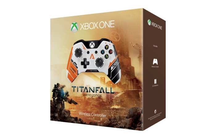 Xbox One Titanfall Limited Edition Wireless Controller ...