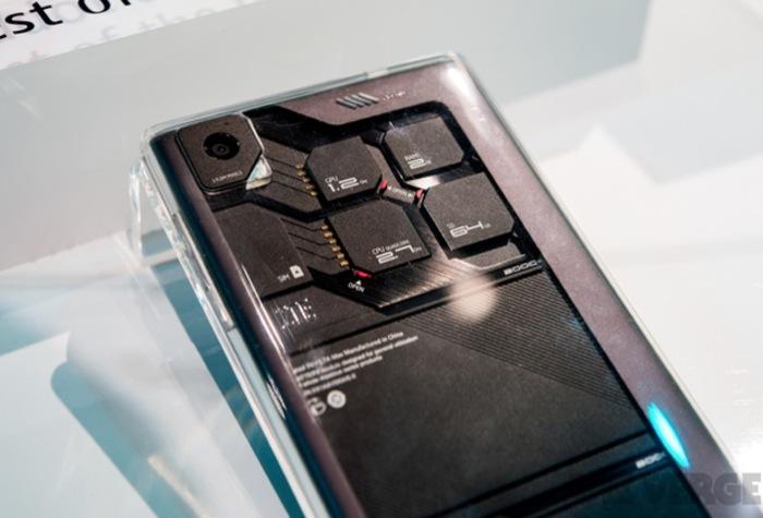 ZTE Modular Smartphone Concept