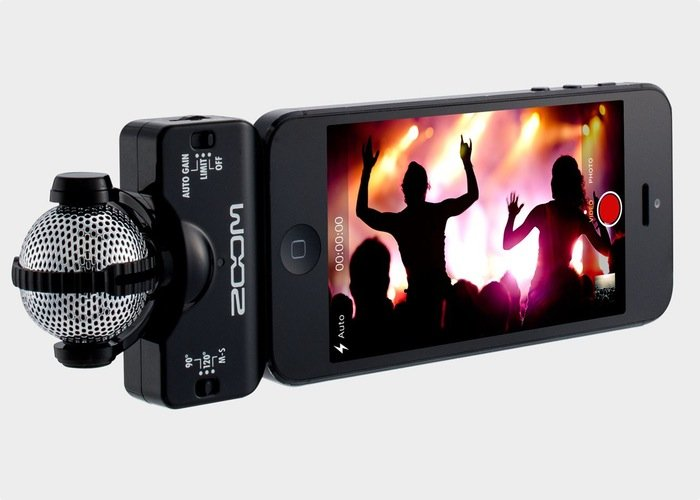 Zoom iQ5 iOS