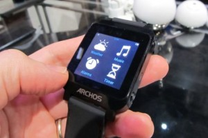 New Archos Smart Watches In Action (Video)