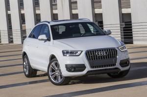 2015 Audi Q3 Unveiled At Detroit Motor Show