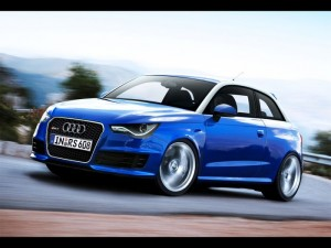 Audi S1 To be Unveiled At Geneva Motor Show