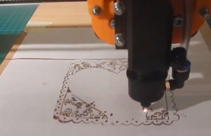 axCut Open Source Laser Cutter