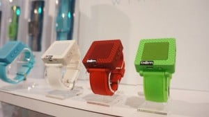 Bem Wireless Speaker Watch Looks Colorful