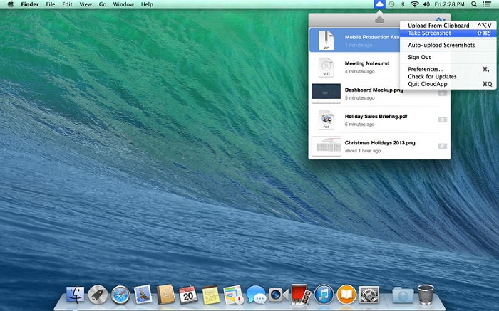 CloudApp for Mac Gets A Big Update, Brings New Features and Bug Fixes