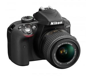 Nikon Unveils D3300 Entry-level DSLR