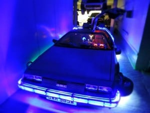 You Can Now Hire A Delorean Time Machine In The UK