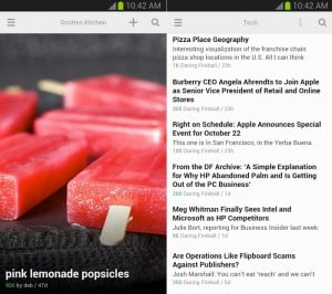 Feedly for Android Updated with Several New Features and Bug Fixes