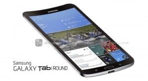 Samsung to Launch an 8.4 Galaxy Tab Round (Rumor)