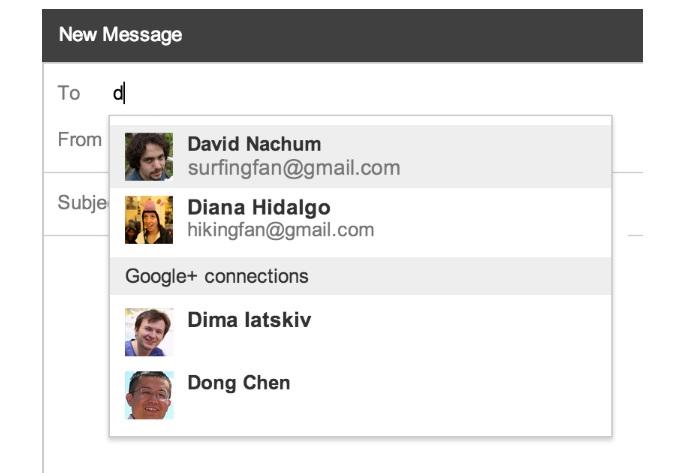gmail-google+