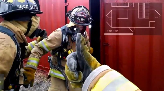 Firefighter Writing Google Glass App To Save Lives
