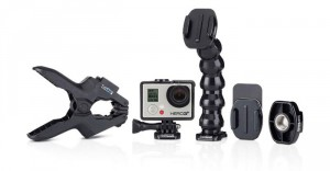 GoPro Unveils HERO3+ Camera Pack Aimed at Musicians