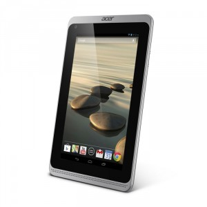 Acer Iconia B1 Android Tablet Announced