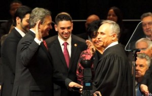 Politician Gets Sworn In With iPad Bible App