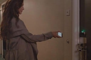 US Hotel Chain Turns Your iPhone Into A Room Key