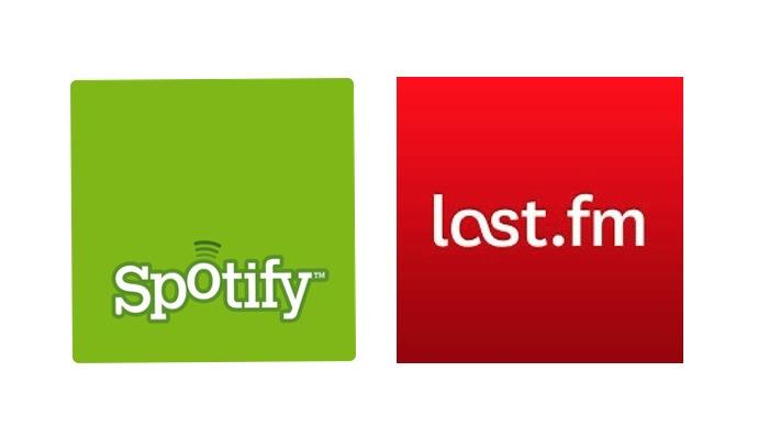 last fm spotify
