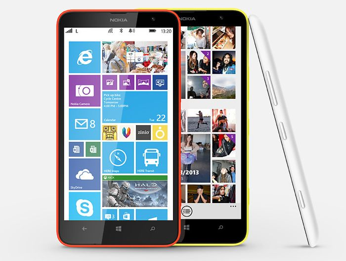 Nokia Lumia 1320 Release Date For The UK Is February, Up For Pre-order