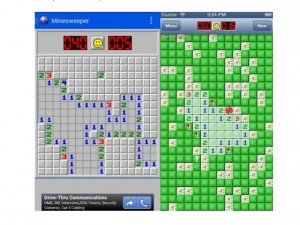 Classic Minesweeper game now available on Android and iOS