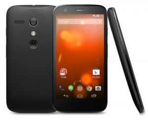 Moto G Google Play Edition Launched for $179.99