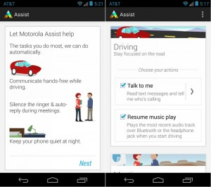 Motorola Assist Receives an Update with Improved Driving Detection and More