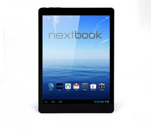 E Fun Nextbook 8 and Nextbook 10 Tablets to Debut at CES 2014