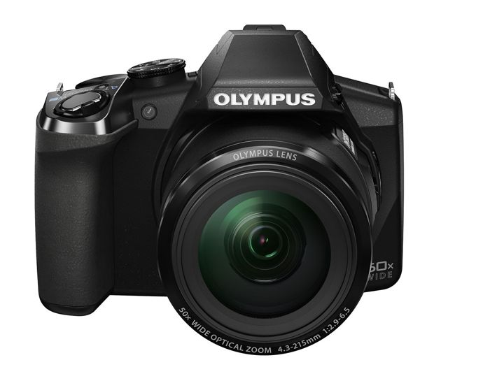 Olympus SP-100 Superzoom