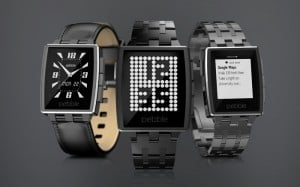 Pebble Steel In Action (Video)