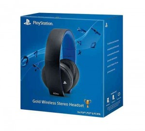 Official PS4 wireless headset shows up on retailer websites