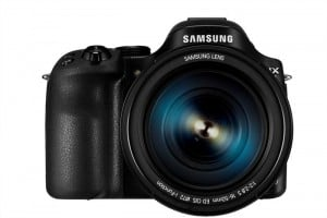 Samsung NX30 Camera Announced
