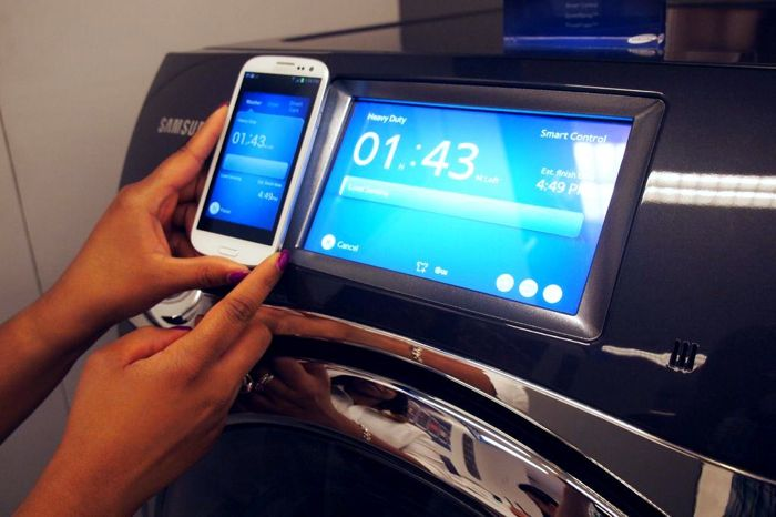 New Samsung Smart Home Platform Announced AT CES 2014