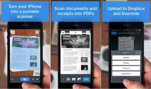 Scanner Pro for iPhone Available for Free as App Of The Week