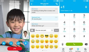Skype for iOS Updated with Improved Notifications, Two-way HD Calling and More
