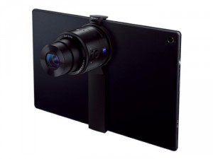 Sony Tablets To Get QX10 And QX100 Camera Lenses