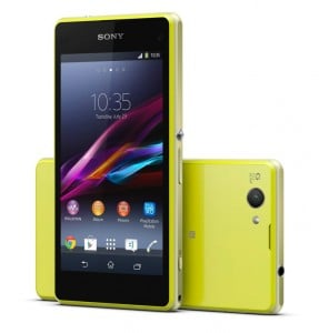 Sony Xperia Z1 Compact UK Price Will Be £439