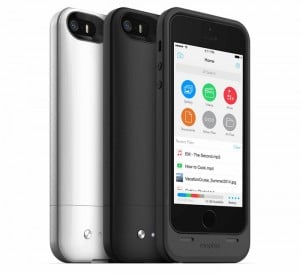 Mophie Space Pack Battery Smartphone Case for iPhone 5/5S Debuts
