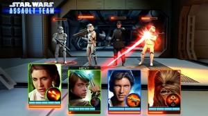 Star Wars: Assault Team coming to Android, iOS, and Windows Phone 8 this spring