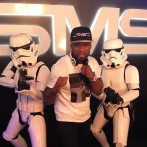 50 Cent Unveiles Star Wars STREET By 50 Headphones
